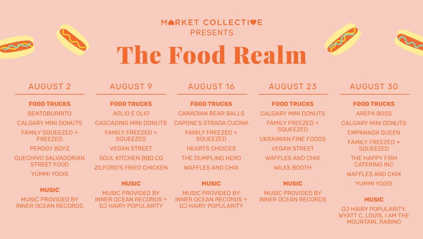 Market Collective The Food Realm